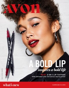 Avon What's New Campaign 16 2019