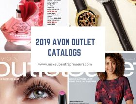 2019 Avon Outlet Catalogs