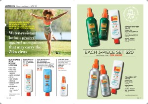 Avon Bug Guard Expedition set