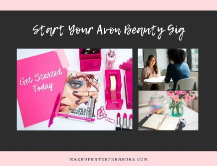 Start your Avon Beauty Gig