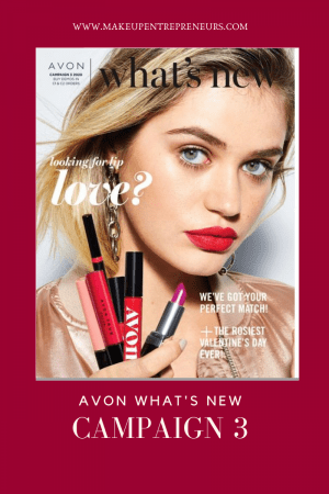 Avon What's New Campaign 3 2020