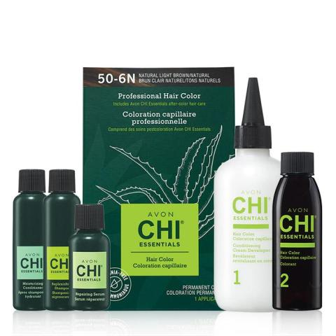 AVON CHI Essentials Hair Color