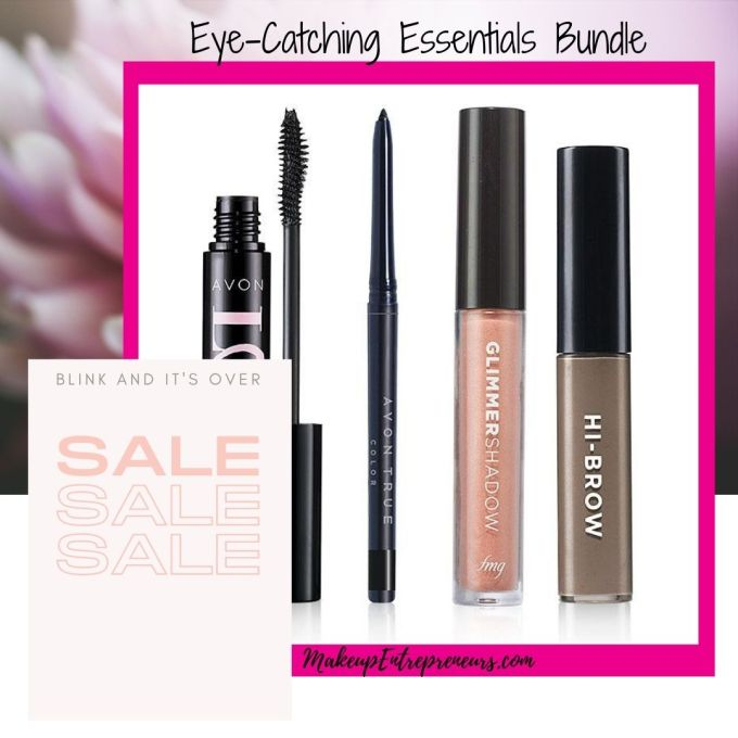 Eye-Catching Essentials Bundle Available Online Only Campaign 21