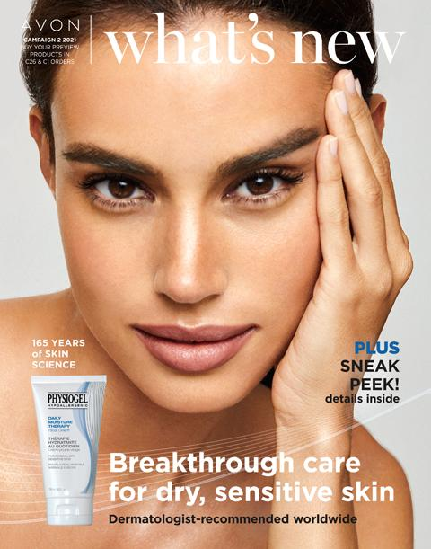 Avon What's New Campaign 2 2021 Catalog