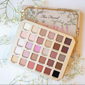 Image result for natural love too faced