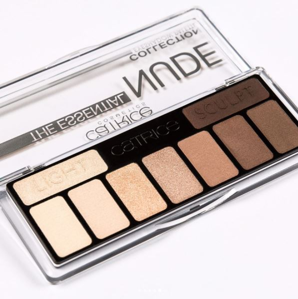 Catriceus Cosmetics Collection Eyeshadow Palette 5