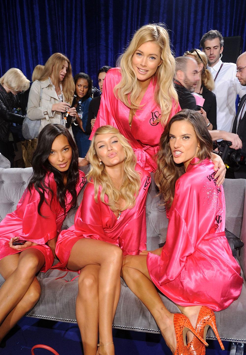 2011 Victoria's Secret Fashion Show Makeup tutorial
