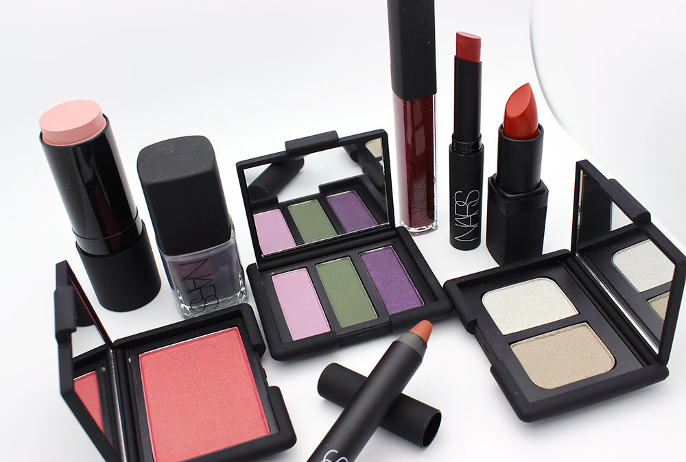 NARS Fall 2012 Collection Review and Swatches