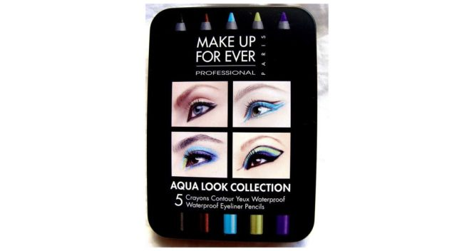 Make Up Forever Aqua Eyes Collection Set