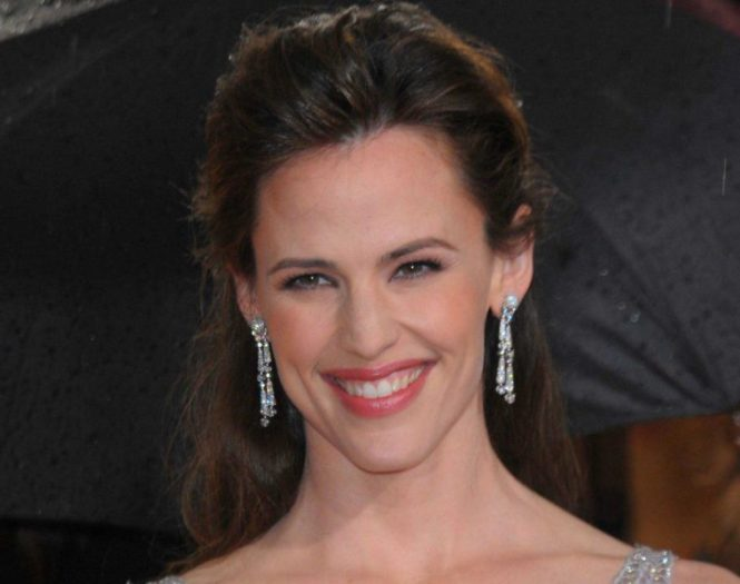 Jennifer Garner 2010 Golden Globes