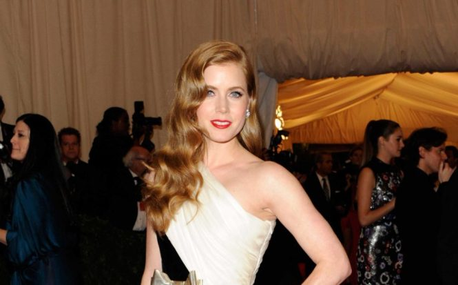 Amy Adams 2012 Met Gala