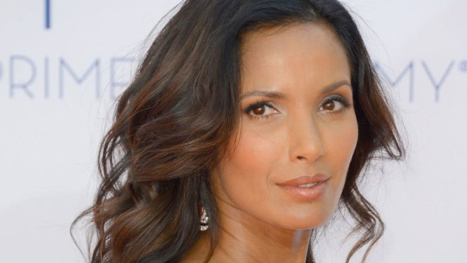 PADMA LAKSHMI at Emmy Awards