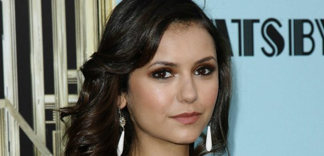 Nina Dobrev The Great Gatsby premiere