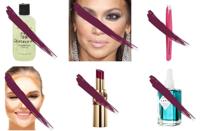 Beauty Rules To Break and Beauty Rules To Follow