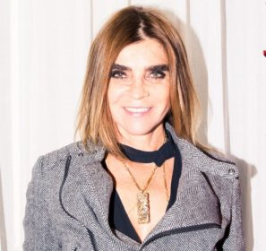 Carine Roitfeld smokey eyes