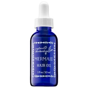 captain blankenship mermaid hair oil alternative for fried and damaged hair