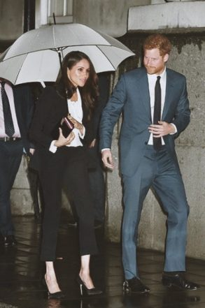 Royal Wedding Meghan Markle Pangeran Harry