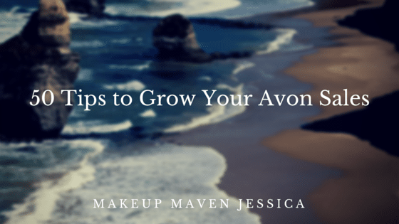 50 Tips to Grow your Avon Sales