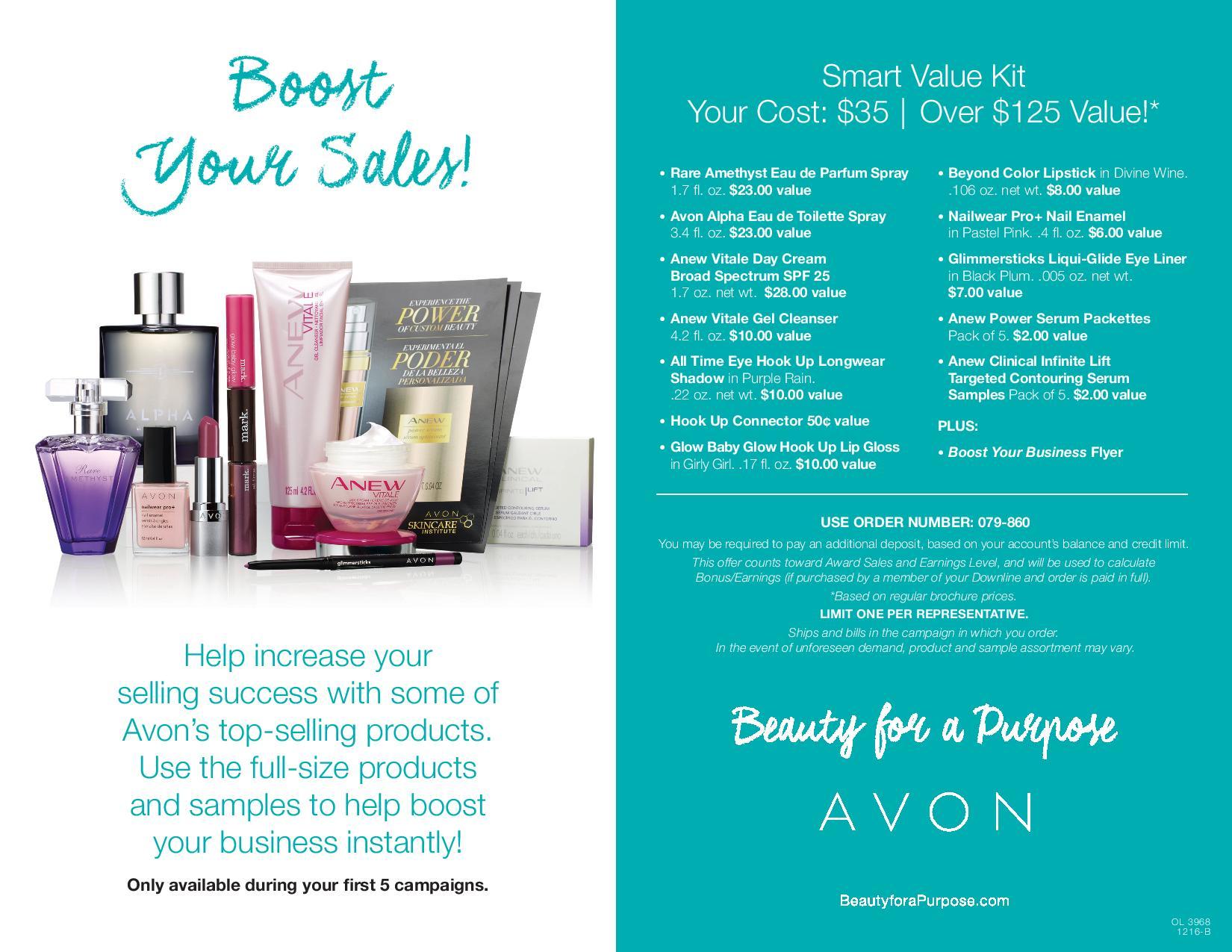 new avon starter kits makeup maven jessica