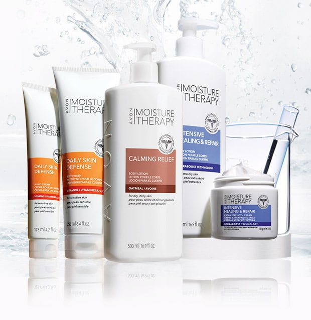 Avon Moisture Therapy  – Say Bye to Dry