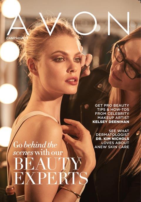 Campaign 19, 2017 Avon Video Brochure Highlights