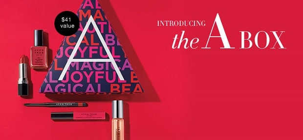 What's Hot? Avon Campaign 24 - Avon A Box