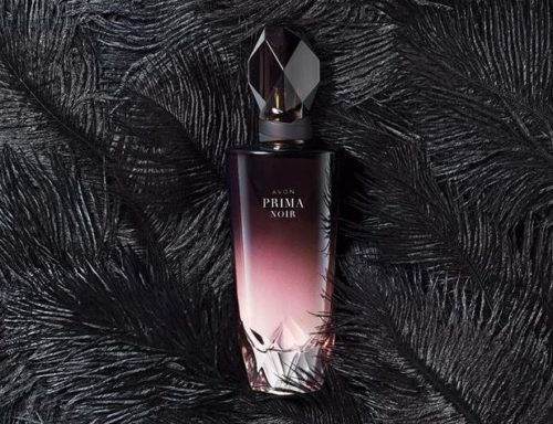 Introducing PRIMA NOIR Eau de Parfum – Strong. Mysterious. Graceful