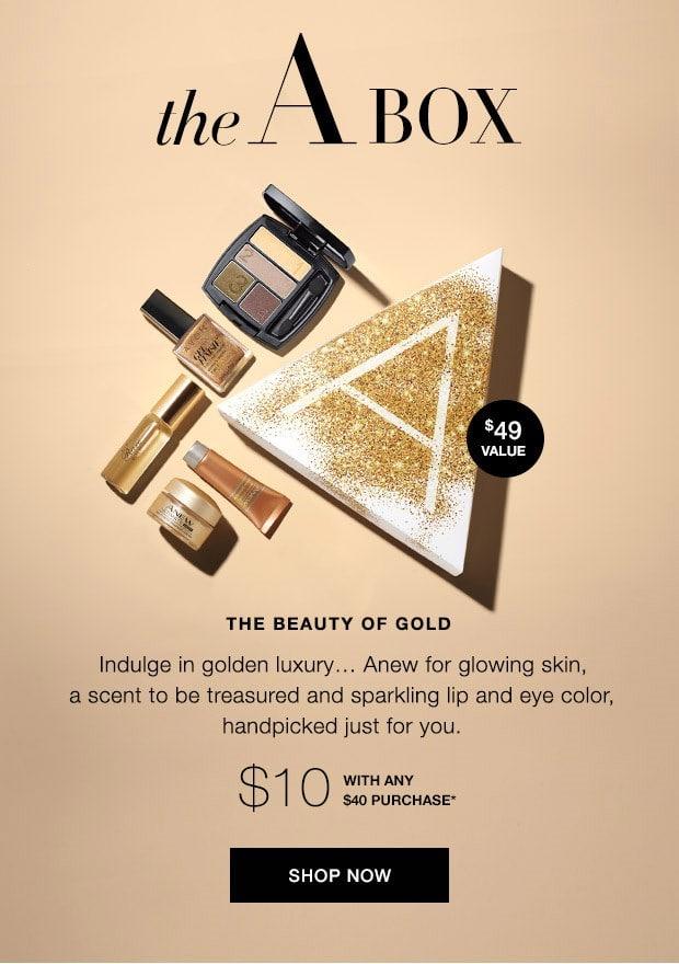 A Box Gold Collection - Avon