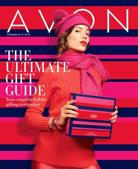 Avon The Ultimate Holiday Gift Guide - Campaign 26 2017