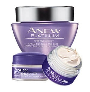 Avon 12 Days of Deals - Day 12 - Free Anew Platinum Set