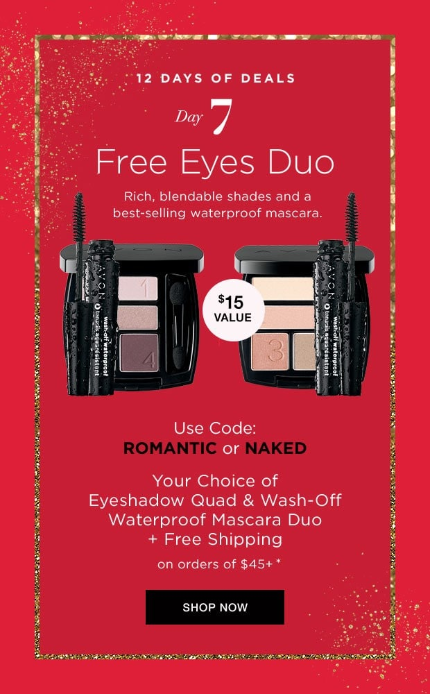 12 Days of Deals - Day 7 - Free Eyes Duo