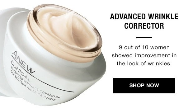 40 Off Anew Skin Care - Advanced Wrinkle Corrector