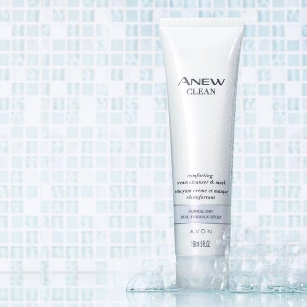 Spring Fashion - Avon Campaign 4, 2018 - Anew Clean Purifying Gel Cleanser