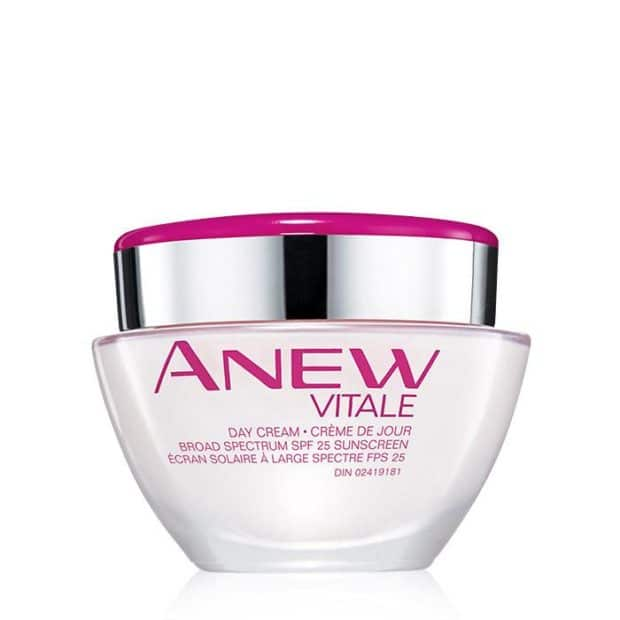 Anew Vitale Day Cream Broad Spectrum SPF 25 - Free Anew Power Serum