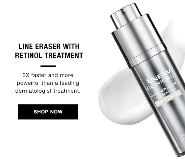 40 Off Anew Skin Care - Anew Line Eraser with Retinol Treatment