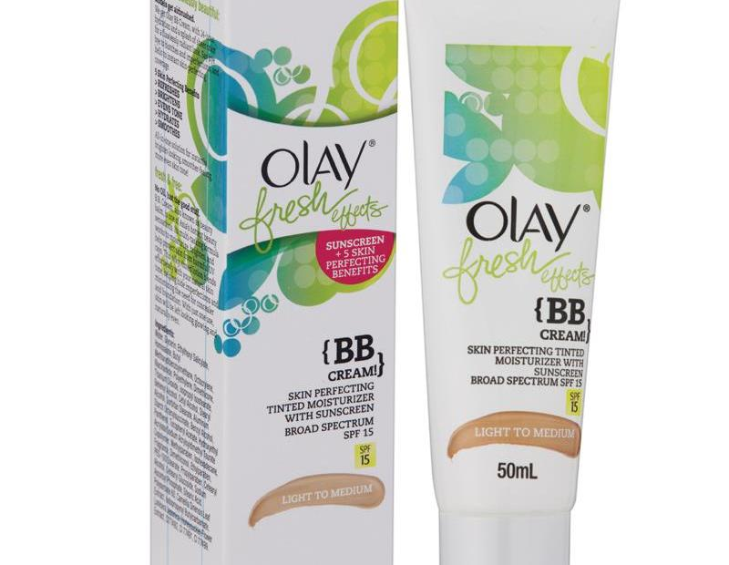 Olay Fresh Effects BB Cream review