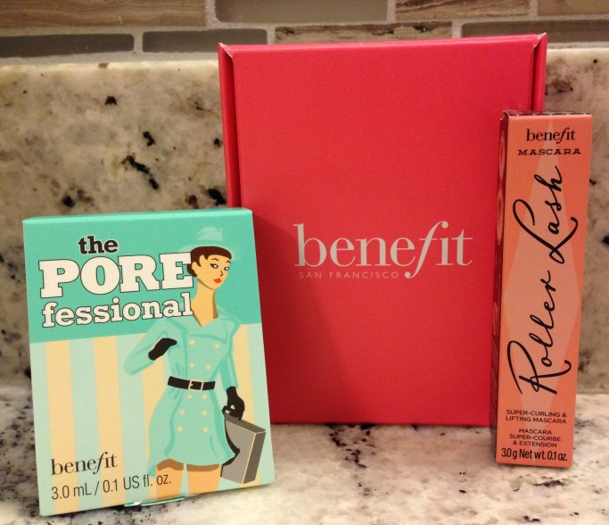 Benefit Roller Lash and Pore Professional