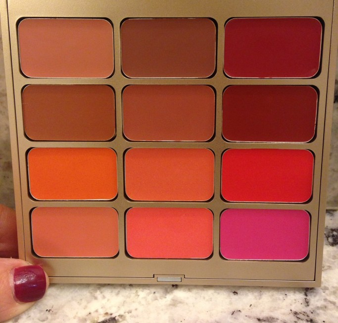 Stila convertible color lip and cheek palette