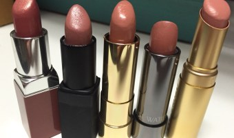 Friday Favorites – Top Nude Lip Products