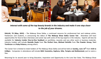 The Makeup Show Dallas