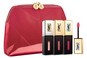 YSL glossy stain trio Nordstrom exclusive