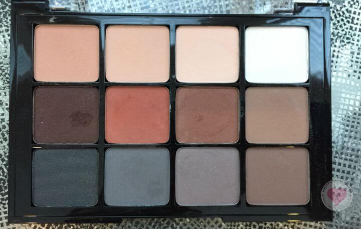best matte palette