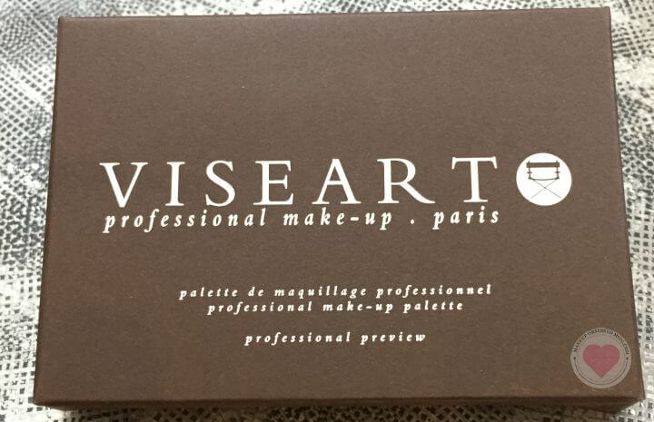 viseart matte palette review