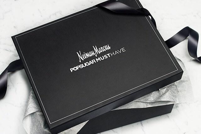Neiman Marcus Popsugar Must Have Box