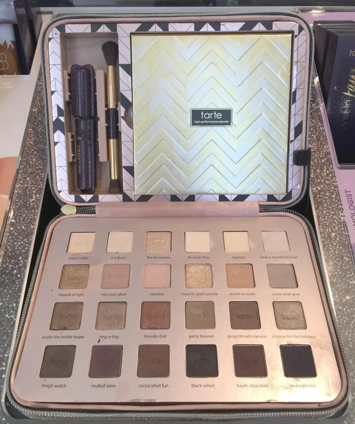 Tarte cosmetics holiday