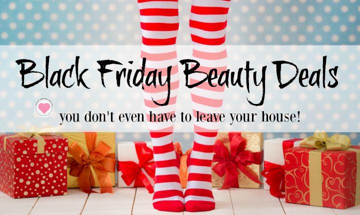 black Friday beauty deals