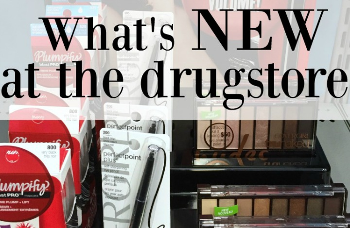 new drugstore beauty products