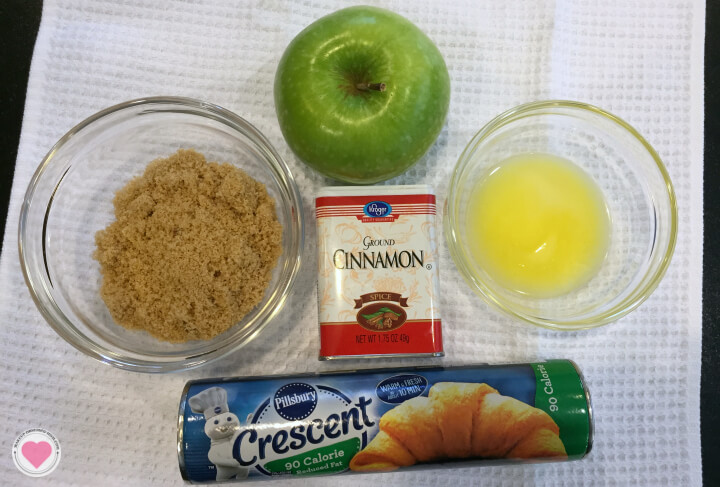 mini apple pie ingredients