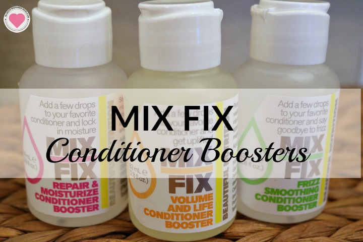 Mix Fix Conditioner Boosters