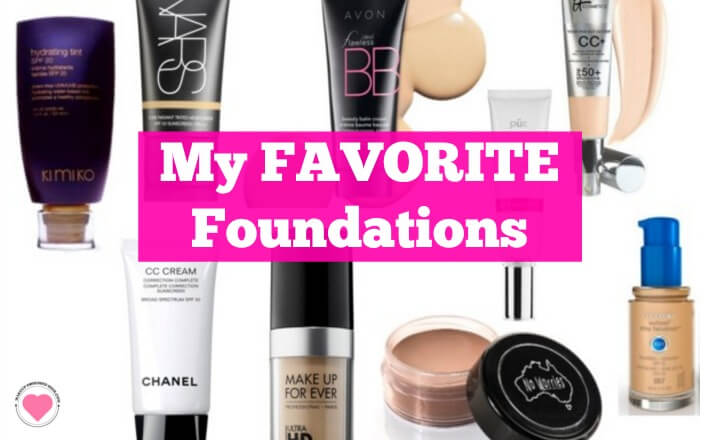 favorite foundations for mature skin